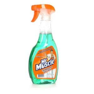 Mr.Muscle жидкий триггер для стекол с нашатырным спиртом 500мл