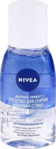Nivea Средство для удаления макияжа с глаз Двойной эффект 125мл