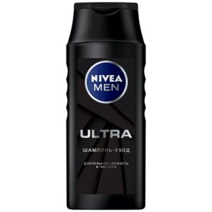 Nivea Шампунь-уход для мужчин «ULTRA» 250мл