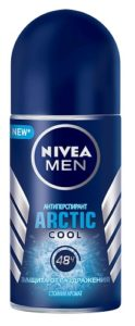 Nivea Men Антиперспирант ролик ARCTIC COOL  50мл