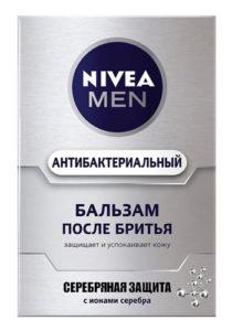 Nivea Men Бальзам после бритья Серебрянная Защита 100мл