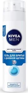 Nivea Men Гель для бритья 3х дневной щетины 200мл