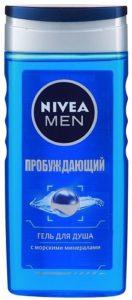 Nivea Men Гель для душа Пробуждающий 250мл