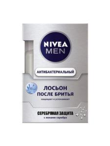 Nivea Men Лосьон после бритья для Серебряная защита 100мл