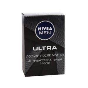 Nivea Men Лосьон после бритья ULTRA 100мл