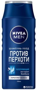 Nivea Men Шампунь Укрепляющий 250мл