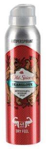 OLD SPICE Аэрозольный дезодорант-антиперспирант Bearglove 150мл
