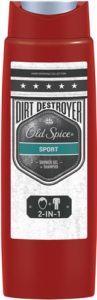 OLD SPICE Гель для душа + шампунь 2в1 Sport 250мл
