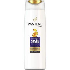 PANTENE Шампунь Дополнительный объем для тонких волос 400мл