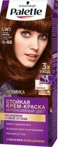 Palette Краска для волос LW3 Горячий Шоколад 50мл