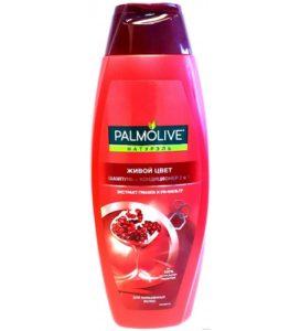 Palmolive Шампунь-кондиционер 2в1 Экстракт Граната и Уф-Фильтр 200мл