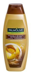 Palmolive Шампунь-кондиционер 2в1 Яичный протеин и Ваниль 200мл