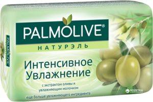 Palmolive мыло Натурэль Молоко и олива 90гр