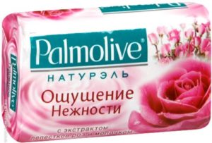Palmolive мыло Натурэль Молоко и роза 90гр