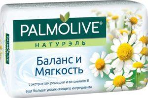 Palmolive мыло Натурэль Ромашка и витамин Е 90гр