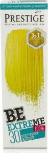 Prestige Оттеночный Бальзам для волос BE30 Электрически-жёлтый 100мл
