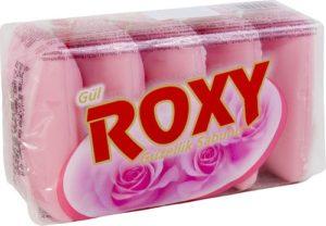 Roxy Мыло Роза 150гр 5 шт