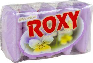 Roxy Мыло Фиалка 150гр 5 шт