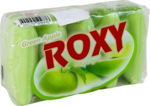 Roxy Мыло Яблоко 150гр 5 шт