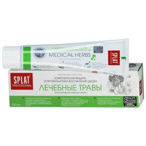 Splat Professional Лечебные Травы зубная паста 100мл