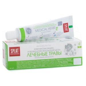 Splat Professional Лечебные травы 40мл