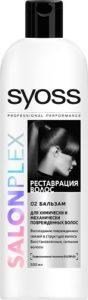 Syoss Бальзам для волос SalonPlex 500мл