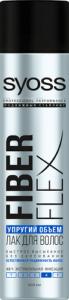 Syoss Лак для волос Fiber Flex 400мл