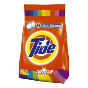 TIDE Порошок стиральный авт Color 4.5кг