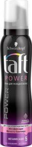 Taft Пена для волос Power Мегафиксация 5 150мл