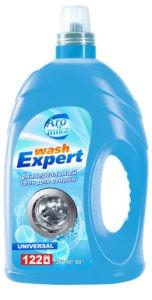 WashExpert Гель для стирки белья Universal 4300мл