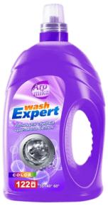 WashExpert Гель для стирки цветного белья COLOR 4300мл
