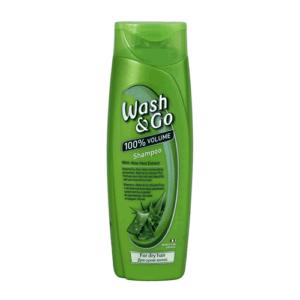 Wash&Go Шампунь с Экстрактом Алоэ 400мл