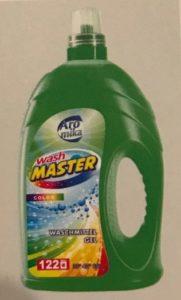 WashMaster Гель для стирки цветного белья COLOR 4300мл