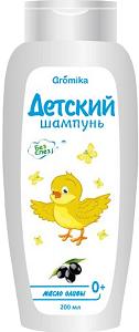 Аромика Детский шампунь Масло Оливы 200мл