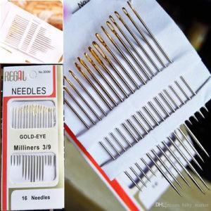 Иголки набор упаковка