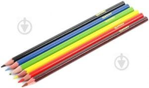 Карандаши Цветные 6шт
