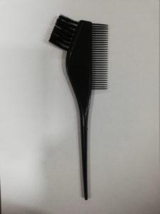 Кисточка+расчёска для окраски волос