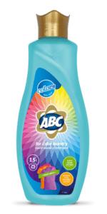 ABC Жидкий порошок для стирки авт Color 1500мл