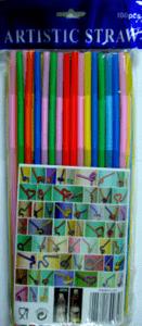 Artistic Straw Трубочки для Коктейля 100шт