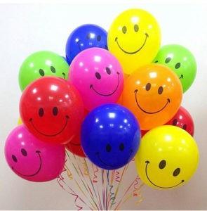 Balloons Воздушные Шары Смайлы