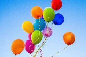 Balloons Light up Воздушные Шары