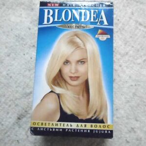 Blondea Осветлитель для волос с бесцветной хной 50мл