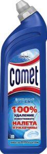 Comet Гель для чистки туалета Океан 700мл