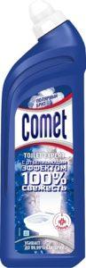 Comet Гель для чистки туалета Полярный Бриз 700мл