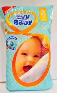 Evy Baby Подгузники Mini 3-6кг №2 4шт