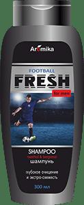 Fresh Football Шампунь 3в1 300мл
