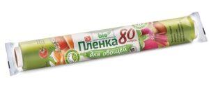 GRIFON Bio Пленка пищевая для овощей 29см х 80м