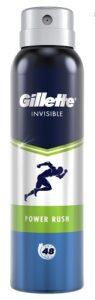 Gillette Дезодорант для мужчин Power Rush 150мл