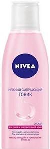 Nivea Тоник для лица Смягчающий для чувствительной кожи 200мл