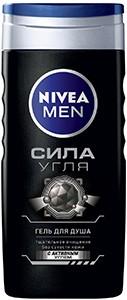 Nivea Men Гель для душа Сила Угля 250мл